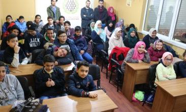 دروس تقوية للمناهج التركية