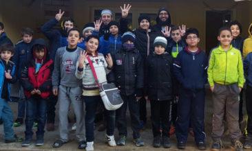 معسكرات شبابية